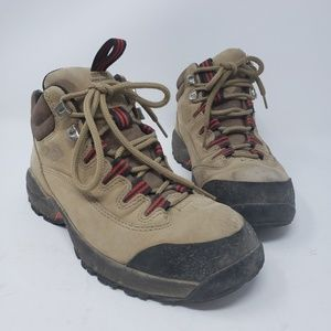 The North Face women's hiking shoes size 7.5